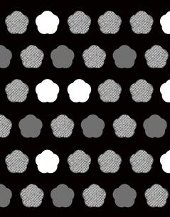 花柄のパターンのイラスト素材 [FYI04289048]