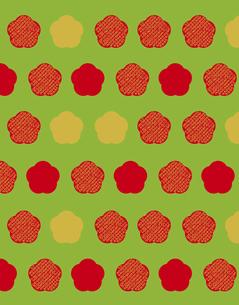 花柄のパターンのイラスト素材 [FYI04289049]