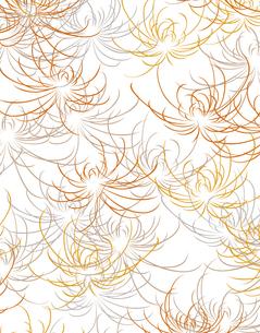 植物柄のパターンのイラスト素材 [FYI04289058]