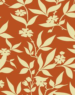 花柄のパターンのイラスト素材 [FYI04289060]