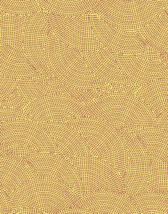ドットのパターンのイラスト素材 [FYI04289064]