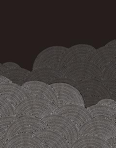 ドットのパターンのイラスト素材 [FYI04289065]