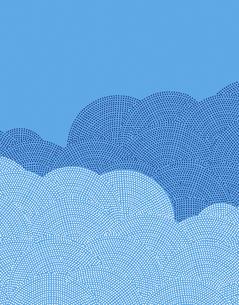 ドットのパターンのイラスト素材 [FYI04289066]