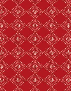 和柄のパターンのイラスト素材 [FYI04289068]