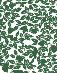 植物柄のパターンのイラスト素材 [FYI04289082]