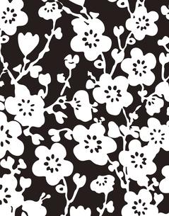 花柄のパターンのイラスト素材 [FYI04289113]