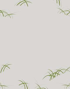 植物柄のパターンのイラスト素材 [FYI04289120]