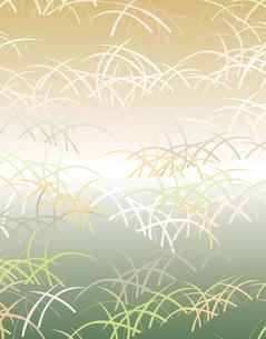 植物柄のパターンのイラスト素材 [FYI04289124]
