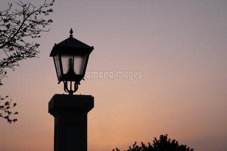 夕景の写真素材 [FYI04289954]