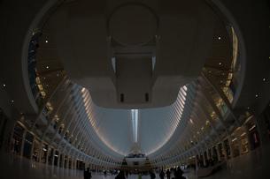 ウェストフィールド ワールドトレードセンター(Westfield World Trade Center)の写真素材 [FYI04290023]