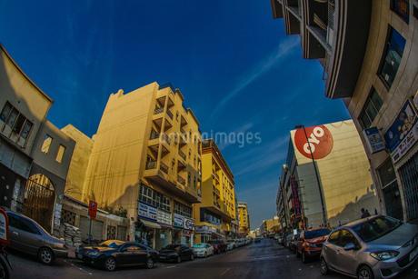 ドバイ(アラブ首長国連邦)の街並みの写真素材 [FYI04290146]