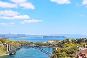長崎県旧西海橋の写真素材 [FYI04290344]