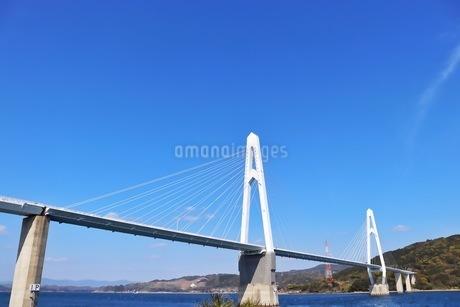 大島大橋の写真素材 [FYI04290346]