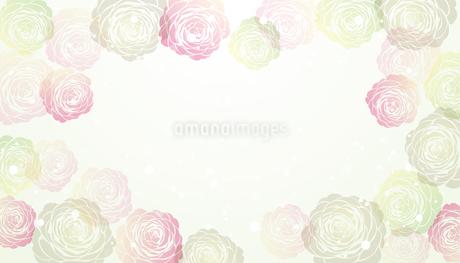椿 背景のイラスト素材 [FYI04290973]