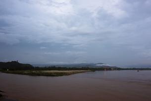 タイ ゴールデントライアングルの写真素材 [FYI04291202]