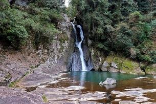 竜頭泉の写真素材 [FYI04291366]