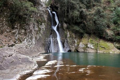 竜頭泉の写真素材 [FYI04291367]