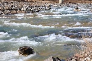 川の流れの写真素材 [FYI04292008]