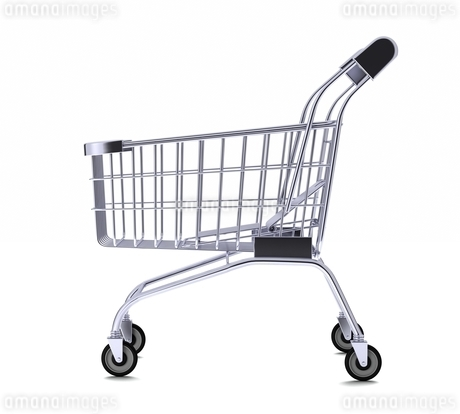 ショッピングカートのイラスト素材 [FYI04292049]