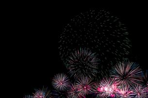 花火の写真素材 [FYI04292453]