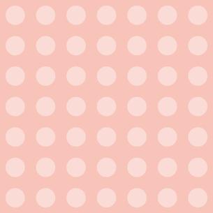 ピンク水玉模様のイラスト素材 [FYI04293121]