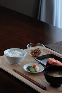 和食 朝ごはんの写真素材 [FYI04293463]