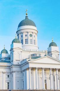 ヘルシンキ大聖堂  フィンランドの写真素材 [FYI04293767]