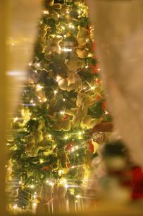 クリスマスツリー  タリンの街角  エストニアの写真素材 [FYI04293781]