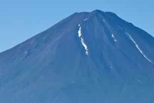 夏富士の眺望の写真素材 [FYI04294718]