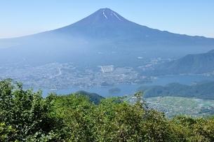 黒岳展望台からの眺めの写真素材 [FYI04294740]