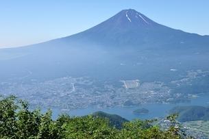 黒岳展望台からの眺めの写真素材 [FYI04294741]
