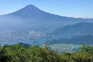 黒岳展望台からの眺めの写真素材 [FYI04294742]