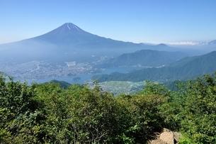 黒岳展望台からの眺めの写真素材 [FYI04294758]