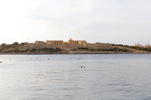 フォートマノエル(Fort Manoel)の写真素材 [FYI04294928]