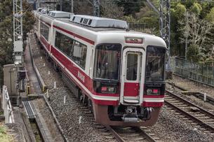 日本の鉄道、南海電鉄特急りんかん号の写真素材 [FYI04295092]