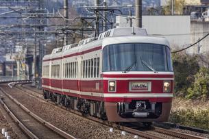 日本の鉄道、南海電鉄特急りんかん号の写真素材 [FYI04295130]