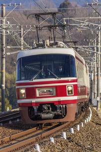 日本の鉄道、南海電鉄特急りんかん号の写真素材 [FYI04295140]