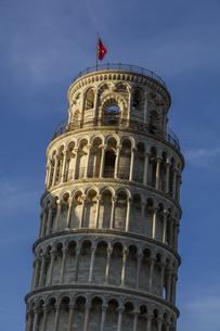 イタリア、ピサの斜塔の写真素材 [FYI04295145]