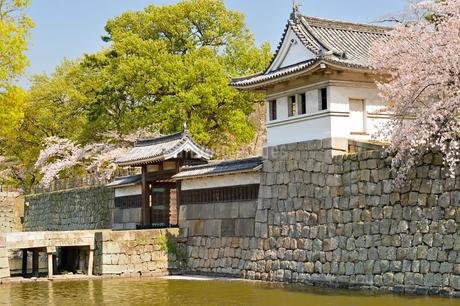 丸亀城大手二の門の写真素材 [FYI04295515]
