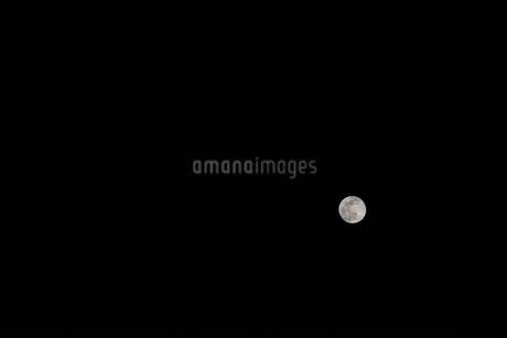 2020年 スーパームーンの写真素材 [FYI04296673]