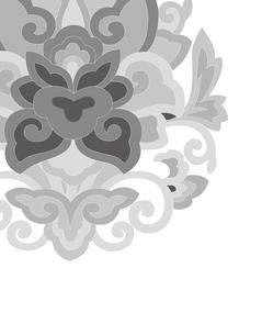 モダン柄のパターンのイラスト素材 [FYI04297040]