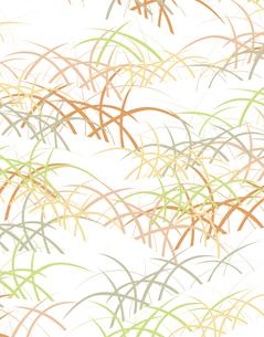 植物柄のパターンのイラスト素材 [FYI04297046]