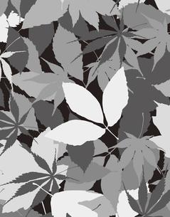 植物柄のパターンのイラスト素材 [FYI04297047]