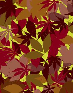 植物柄のパターンのイラスト素材 [FYI04297048]