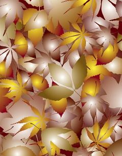 植物柄のパターンのイラスト素材 [FYI04297050]