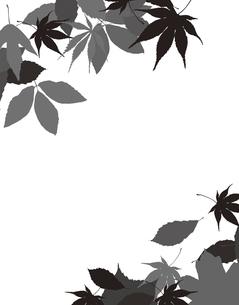 植物柄のパターンのイラスト素材 [FYI04297051]