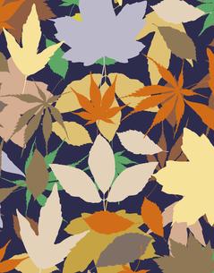 植物柄のパターンのイラスト素材 [FYI04297062]