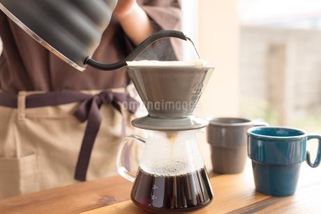 コーヒーの写真素材 [FYI04297138]