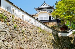 備中松山城の写真素材 [FYI04297375]