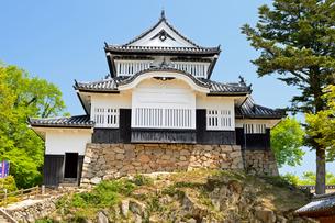 備中松山城の写真素材 [FYI04297376]